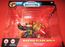 "Skylanders Imaginators ""Master Flare Wolf"" *New-Sealed-Free Shipping!"