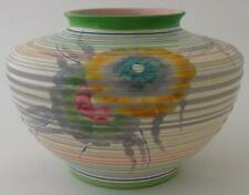 Clarice Cliff Pottery Vases