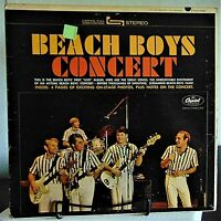 The Beach Boys ‎– Concert - 1964 Capitol Records #STAO 2198 Stereo Vinyl LP -VG+