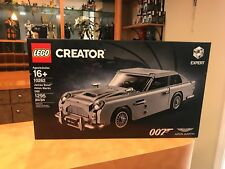 LEGO James Bond Aston Martin DB5 10262 Brand New Factory Sealed 007 EXCLUSIVE