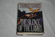 The Silence of the Lambs by Thomas Harris 1988 St. Martin's Press Hardcover