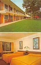 Folsom New Jersey Pine Crest Motel Multiview Vintage Postcard K50181