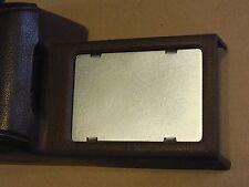 LRB Speed 84-85 S3 FB RX7 Blank Center Console Trim Panel First Gen RX-7