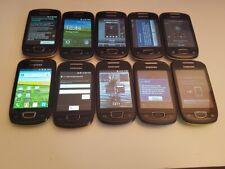 100x Stück Samsung S5570 Mini  Smartphone Restposten Funktion