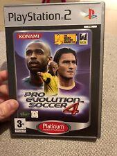 Pro Evolution Soccer 4 (Sony PlayStation 2, 2004)