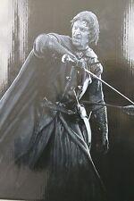 WETA Herr der Ringe - Die Gefährten Statue 1/6 Boromir 30 cm Statue NEU A