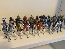 Loose Masked Kamen Rider Figuarts Fourze Lot Of 11 US Seller