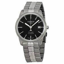 Tissot Titanium Band Dress/Formal Adult Wristwatches