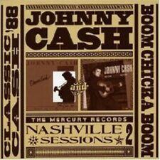 "JOHNNY CASH ""CLASSIC CASH & BOOM CHICKA BOOM"" CD NEW!"
