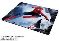 Amazing spider man ! Marvel comics Anti slip  COMPUTER MOUSE PAD 9 X 7inch