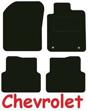 Chevrolet Aveo DELUXE QUALITY Tailored mats 2012 2013 2014 2015 2016 Saloon Hatc