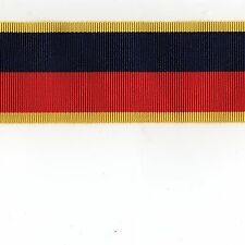 "Medal Ribbon. HAC Territorial Decoration Sold in 6"" lengths"
