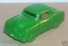 RARE MINI IMPALA HO 1/87 MADE MEXICO FORD 1940 VERTE