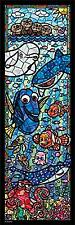456 piece Jigsaw Puzzle Disney Finding Dolly  Stained Glass (plastic) Japan*