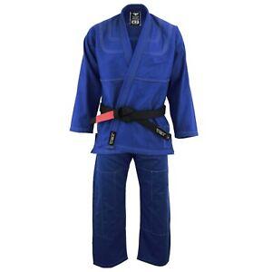 Essential BJJ GI Kimono (White Belt Included)