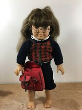 American Girl Pleasant Company Doll Molly with Meet Outfit Bag & Accessories EUC