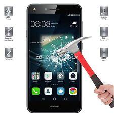Película Protectora De Pantalla de Vidrio Templado Real Para Teléfono móvil compacto Huawei Y6 II