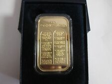 1 oz TEN 10 COMMANDMENTS .999 Fine  SILVER  BULLION BAR