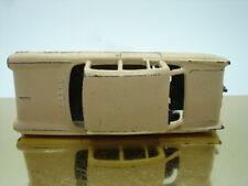 MATCHBOX 1-75 MOKO LESNEY Nr. 22 B 1958 VAUXHALL CRESTA 1958 67 mm GrauePR CREME