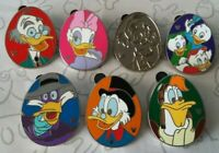 2015 Hidden Mickey Disney Ducks Set DLR Disneyland Choose a Disney Trading Pin