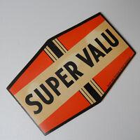Vintage Super Valu Food Store Hand Sewing Needle Book Advertising West Germany