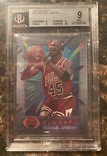1994-95 Topps Finest Michael Jordan BGS Mint 9 - MAKE OFFER!