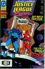 Justice League Europe # 32 (Keith Giffen) (USA, 1991)