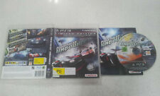 Mint Disc Playstation 3 Ps3 Ridge Racer Unbounded Ridgeracer Limited Edition