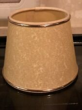 Lampshade Light Shade French 3 Available Vintage Retro 1970s Cream Mottled