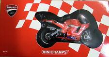 "MINICHAMPS 1:12 Ducati Desmosedicic GP10 -Nicky Hayden- MotoGP 2010 ""NEU & OVP"""