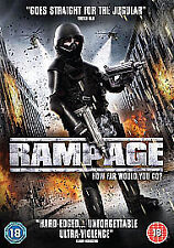 Rampage [DVD] [2009], DVD | 5022153100913 | New