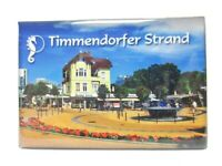 Timmendorfer Strand Ostsee Foto Magnet Reise Souvenir Germany 8 cm