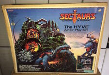 SECTAURS The HYVE Action Figure Playlet Coleco BRAND NEW SEALED UNOPENED 1984