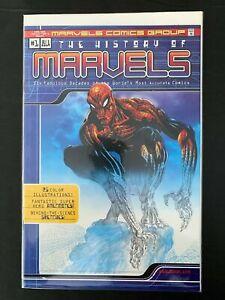 HISTORY OF MARVELS #1 MARVEL COMICS 2000 NM+