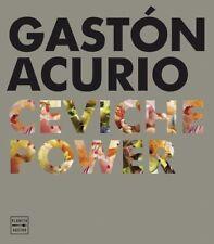 CEVICHE POWER. NUEVO. Nacional URGENTE/Internac. económico. GASTRONOMIA