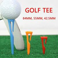 Masters Mixed Colours Kunststoff Cone Golf Tees - Neue starke kurze extra lange