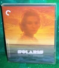 Criterion Collection Andrei Tarkovsky Solaris Sci-Fi Movie Blu Ray 1972 Booklet