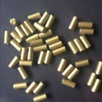 50pcs 2.5*5mm Gold Flints Stones For Universal Clippers Petrol Fuel Lighters