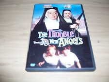 CLASSIC FAMILY MOVIE: THE TROUBLE WITH ANGELS!! USED & IN EXCELLENT CONDITION!!