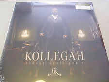 KOLLEGAH - Zuhälter Tape Vol.4 - ltd 2LP Vinyl  /// Neu & OVP /// DLC