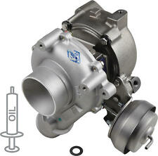 Abgas-Turbo-Lader Turbolader Aufladung / ohne Pfand 54469
