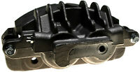 Remanufactured Friction Ready Non-Coated ACDelco 18FR1111 Professional Front Passenger Side Disc Brake Caliper Assembly without Pads