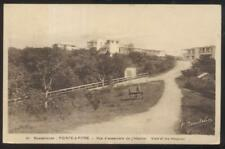 Postcard GUADELOUPE MARTINIQUE  Pointe-A-Pitre Local Area Hospital 1920's