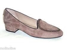 A356 Melluso Scarpe Donna Pelle nabuk colore Castoro Moda comoda N. 36