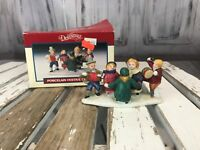 Lemax DickensVale Village Collection Festive Children Holiday Decoration Xmas