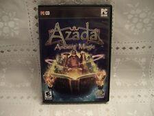 Azada: Ancient Magic  (PC, 2008)
