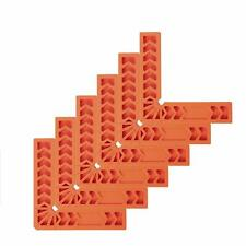 """6 x 4"""" Right Angle Corner Clamp, 90 Degree Positioning Squares woodworking Tools"""