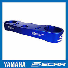 TOP TRIPLE CLAMPS YAMAHA YZ 125 YZ125 250 YZF 250 YZ250F 450 WRF 06 2006 SCAR