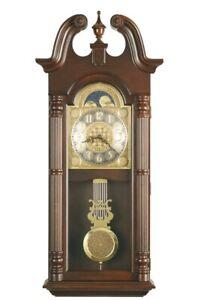 Howard Miller Maxwell Chiming Wall Clock 620226 NIBGrandfather Clock