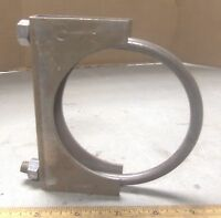 "Heavy Duty – 3 ½"" Steel Loop Clamp (NOS)"